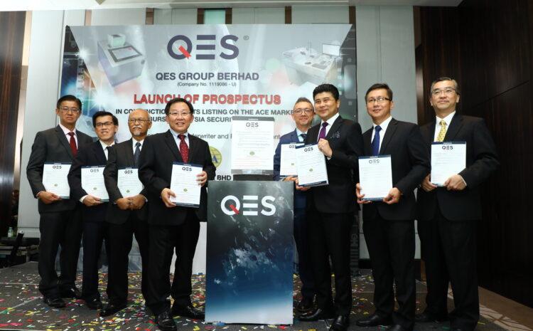 QES Launching of Prospectus 2018