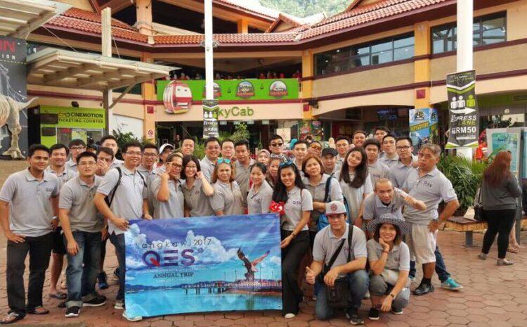 VMX & QBK Langkawi Company Trip 2017
