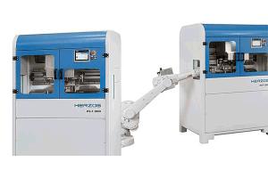 Automatic Milling Machine: HS-F 1000